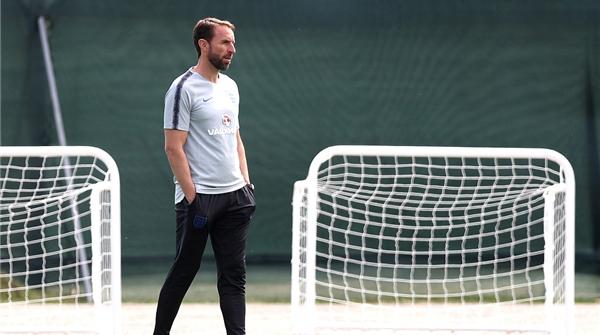 英格兰首轮对阵突尼斯,主帅索斯盖特:我们准备好了!