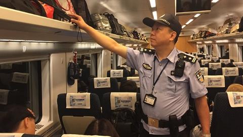 切实做好端午节期间治安面管控 上海铁警多项措施确保旅客出行安全