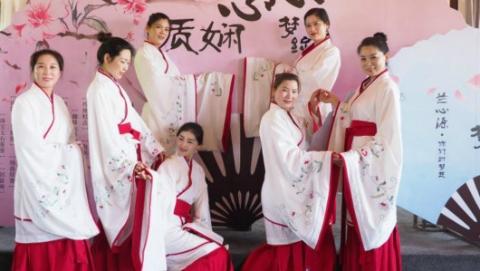 传统文化  浸润身心  奉贤区举行端午游园会