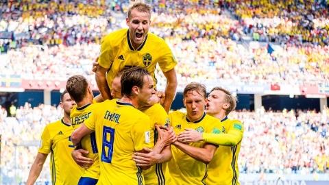 韩国瑞典演绎世界杯版《无间道》