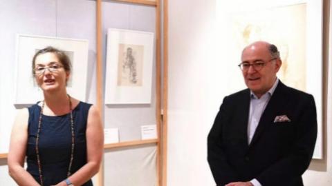 维也纳举办纪念弗里德里希·席夫逝世50周年画展