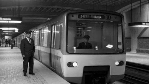 别了,50多岁的蒙特利尔老地铁!