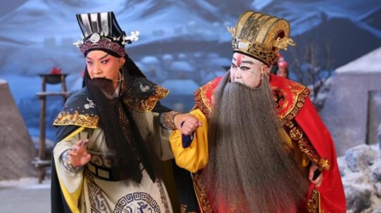新时代新作为新篇章丨惊艳!3D全景声京剧电影《曹操与杨修》让人沉浸沉醉