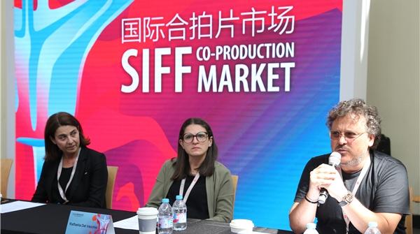 上海国际电影节首设国际合拍片市场,吸引全球影人同讲中国故事