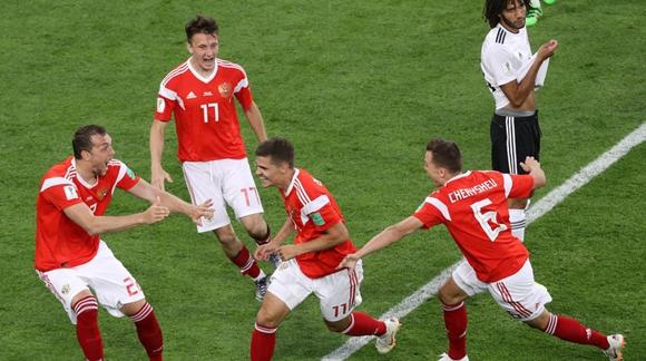 天时、地利、人和,俄罗斯足球开启新篇章