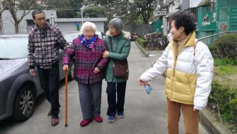 社区新发现|二十年母子恩怨化解 九旬老人重获亲情温暖