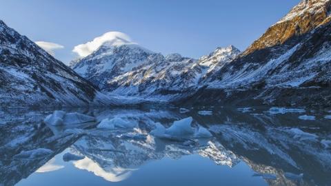 新西兰今天迎冬至日