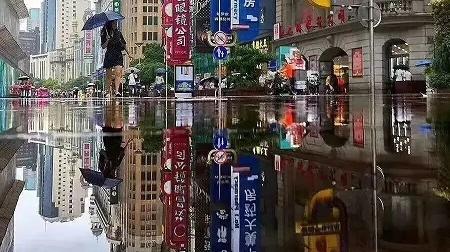 """""""镜像""""南京路,美就一个字!"""