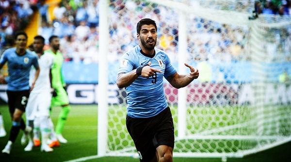 今晨一剑封喉!苏亚雷斯完成救赎,成乌拉圭第一人
