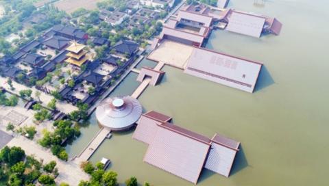 广富林文化遗址一期6月26日试运营,详细攻略戳这里!