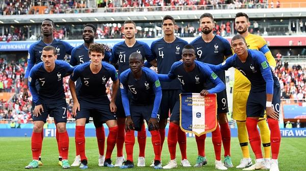 小富即安平天下?慢热法国队反被视为夺冠最大热门