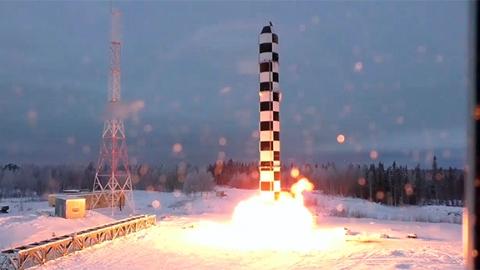 """俄罗斯战略火箭兵现代化达到""""新境界"""""""