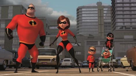 """""""超人家庭""""今起回归大银幕,各显神通开启冒险新历程"""