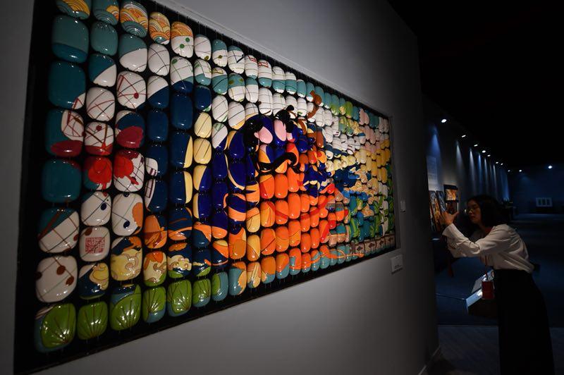 来看上万件大师精品!2018全国手工艺产业博览会上午开幕