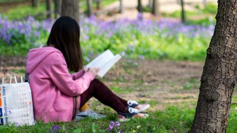 吴霜:当你阅读,你就是最幸福的人