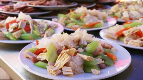 七夕会·美食|寻常拼盘菜,味美不高贵