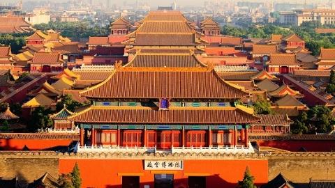"""把壮美的紫禁城完整地交给下一个600年 听故宫""""掌门人""""讲宫里事儿"""