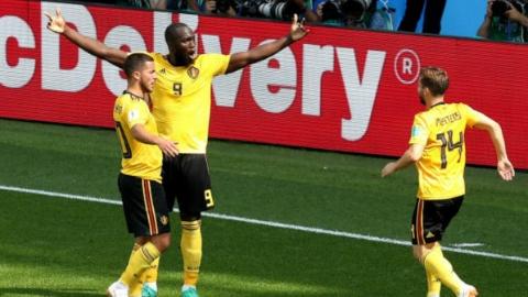 """""""红魔""""比利时成俄罗斯世界杯火力最凶猛球队"""