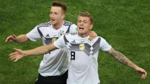德国队绝杀保住出线希望:最晚的进球,最铁的自救