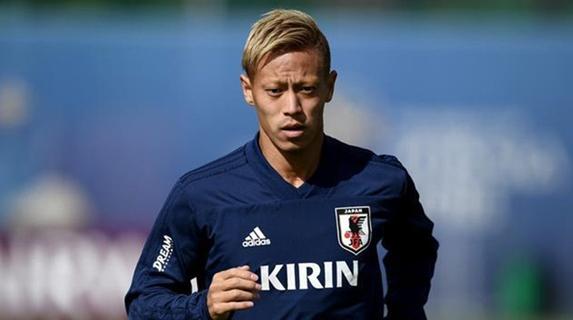被世界杯宠爱的男人!本田圭佑三届均有进球成日本队第一人