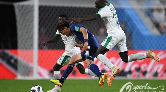 两度落后两度扳平塞内加尔队,日本队强在哪里?