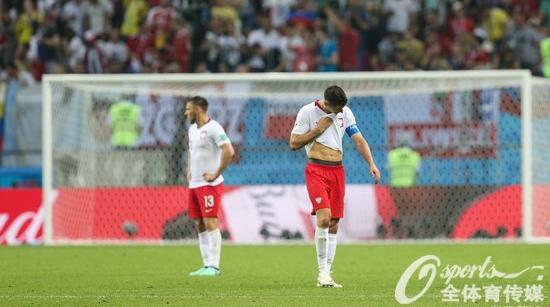 空有莱万欧洲最弱!波兰成本届世界杯首支出局的种子队