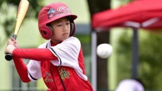 上海市第二届青少年棒球联赛拉开战幕