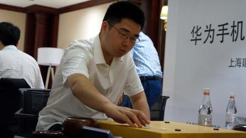 围甲第九轮:上海建桥主场胜厦门