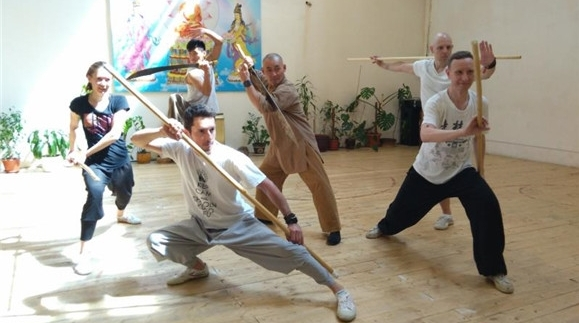 俄罗斯人也爱中国功夫?本报特派记者探访莫斯科最大的少林武术学校