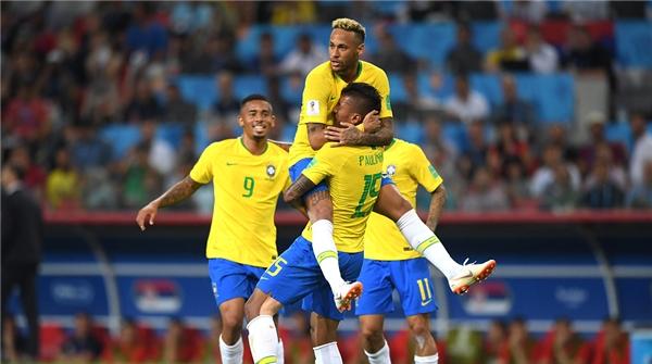 流淌着进攻血液的巴西,是当之无愧的世界杯夺冠热门