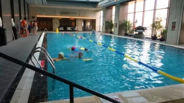 最新!松江38家对外开放游泳场馆,看看哪个离你家最近?