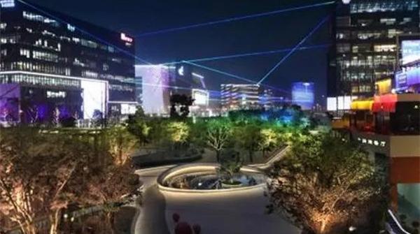 虹桥商务区核心区夜景灯光将改造!具体方案公布