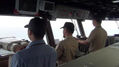 时隔10年 韩朝重启海上热线