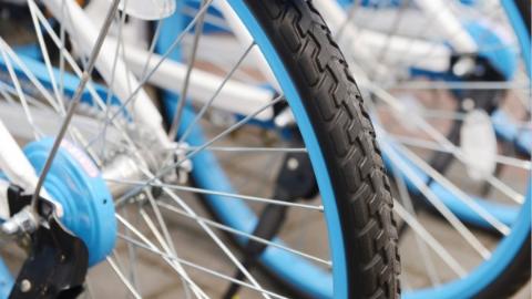 为图上下班便利竟结伙偷窃共享单车 警方成功抓获一盗窃团伙