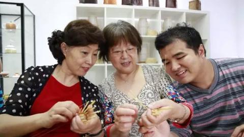 社区新发现|竹编传人:将工艺的厚重留在社区居民心中
