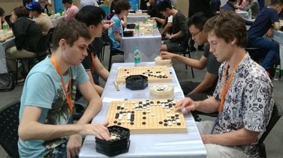 76所名校104名选手参赛 大学生围棋世锦赛明在剑桥揭幕