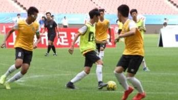 """上海""""六位一体""""推进校园足球普及与提高"""
