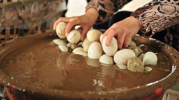 高邮以及汪曾祺的咸鸭蛋