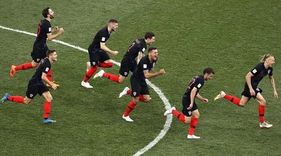相比英格兰的融洽气氛,克罗地亚队却遇到了一些小麻烦……