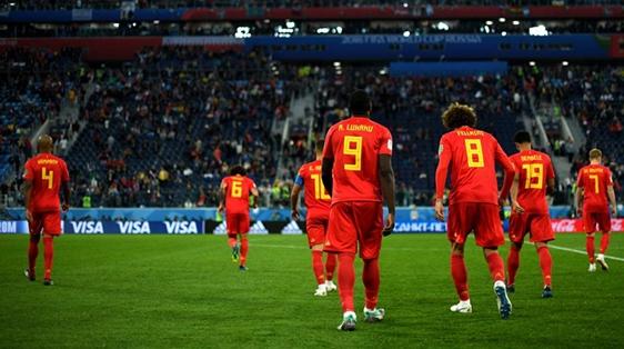 在老辣的法国队面前,比利时队差的可不止是一个角球!