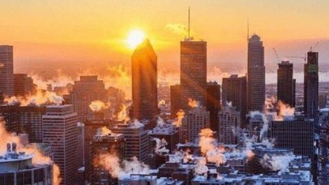 加拿大遇几十年罕见连续高温,热浪夺走70人生命