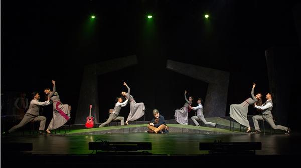 音乐剧场《你是我的孤独》,带你走近那个把孤独化为音乐的王洛宾