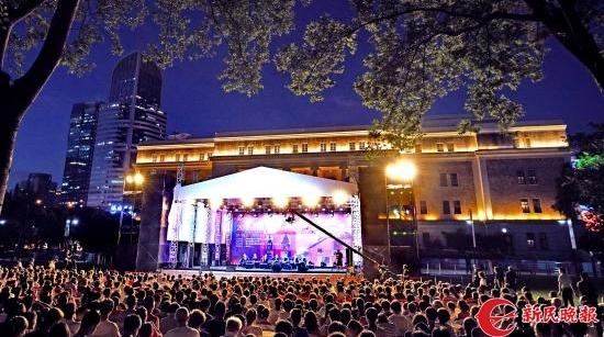 最能撩拨心弦的尤克里里,为上海夏季音乐节带来惬意一晚……
