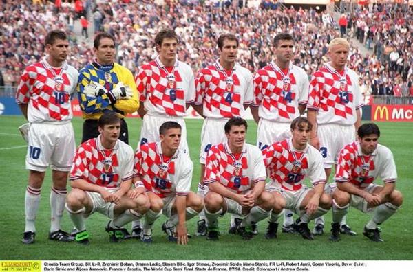1998年世界杯上的克罗地亚队 图据东方IC.jpg