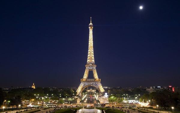 中国诗在巴黎