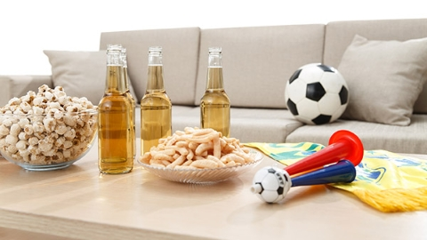 世界杯期间上海夜宵外卖暴增3倍 日交易额突破1亿元