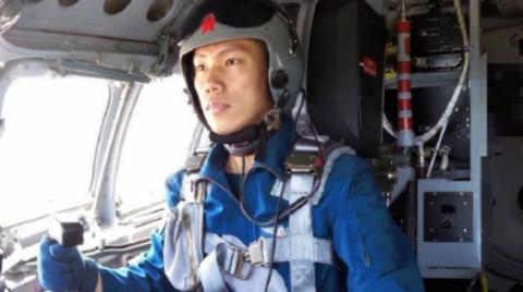 """上海小伙将驾""""战神""""飞赴俄罗斯参加国际军事比赛"""