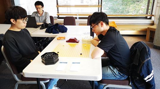 第五届世界大学生围棋锦标赛剑桥落幕 明知大学白云起首夺A组冠军
