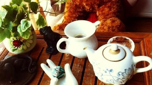 七夕会·美食 | 茶食,茶友与茶