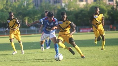 上海国际青少年校园足球邀请赛闭幕